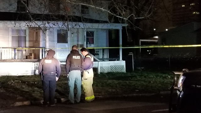 Fire marshal confirms explosive device set off at Topeka duplex