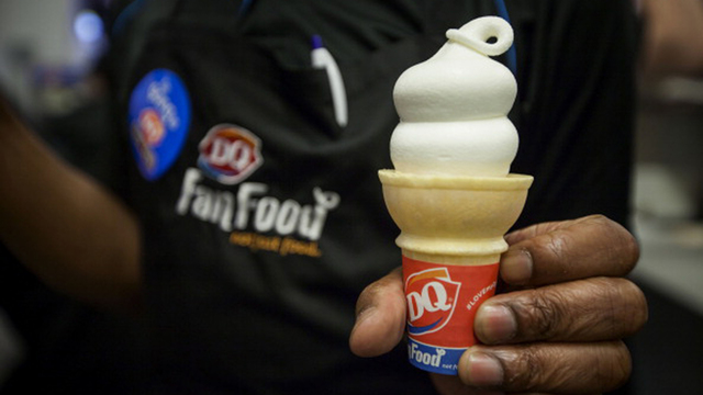 Dairy Queen offering free ice cream today for 'Free Cone Day'