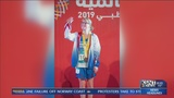 Local Special Olympics athlete wins medal at world games