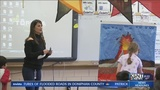 Teacher leaves home in Madrid to work at Topeka school