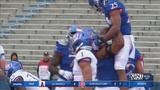 Kansas football alumni react to new and improved spring game