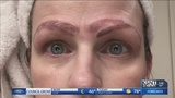 Kansas City mom issues warning after botched microblading procedure