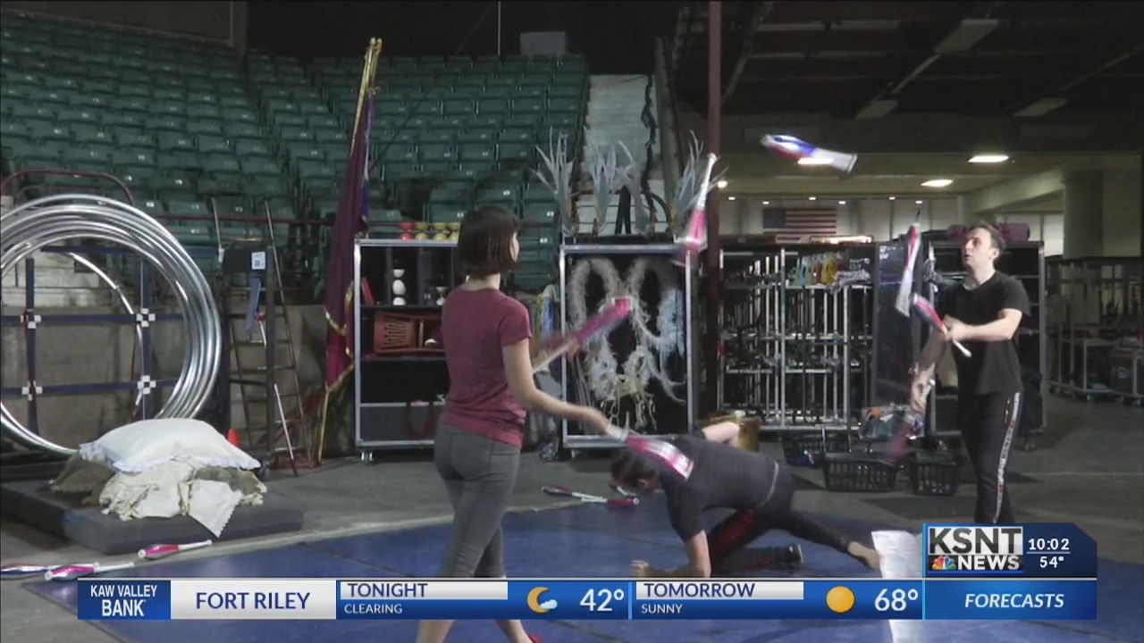 Cirque Du Soleil helps bring extra business to Topeka