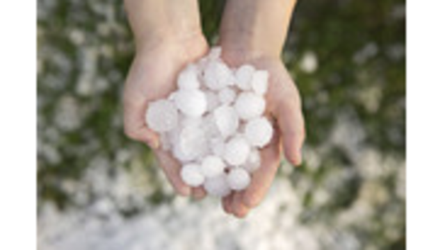 Kansas tops the list for number of hail storms in a year, are you prepared?