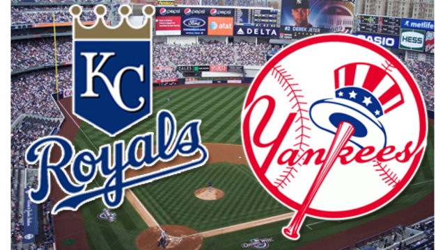Royals top Yankees for second straight road win