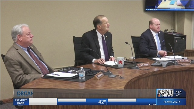 Shawnee County Commission recognizes contributions to community