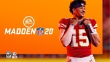 Mahomes selected for Madden cover