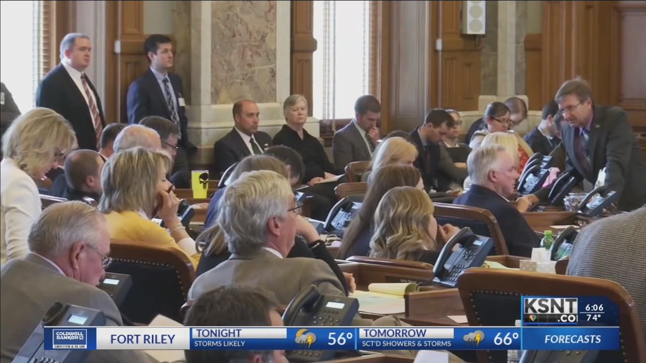 Freshman lawmakers look back on first legislative session