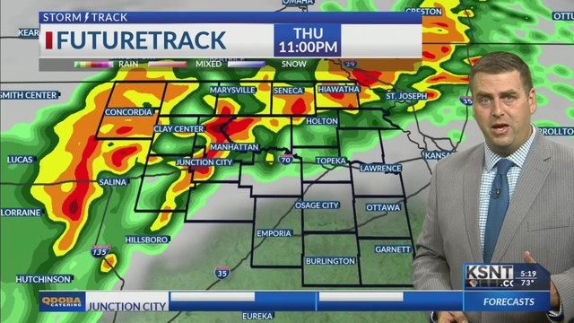 Storm chances remain scattered through the weekend