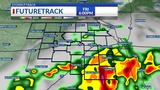 Rounds of severe storms expected through early next week