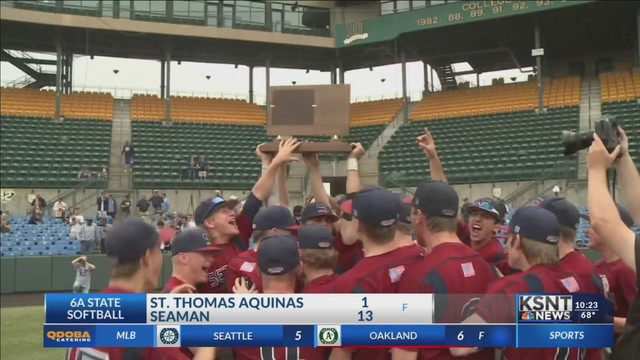 State baseball and softball results: 5A and 6A finals
