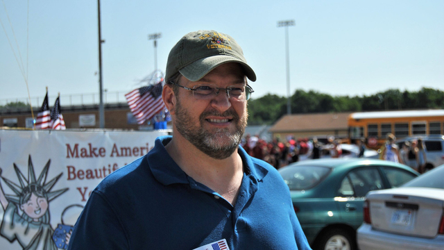 Former Kansas congressional candidate diagnosed with late-stage cancer