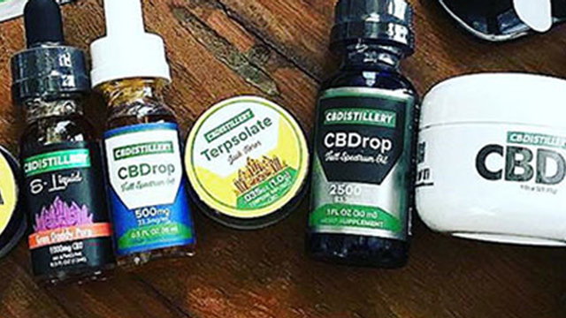 Dillons to sell CBD products in local stores