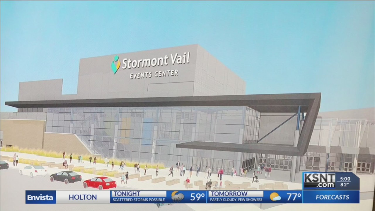 Stormont Vail Pays Expocentre 2 5m For Renaming