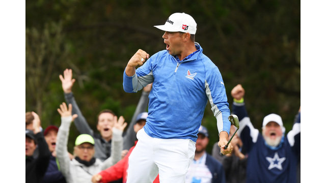 Woodland maintains lead heading into final round of US Open