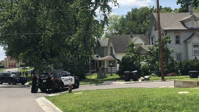 Police: No murder charge for Topeka man found with dead mother after standoff