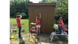 Junior League of Topeka hammers out new skills with Habitat for Humanity